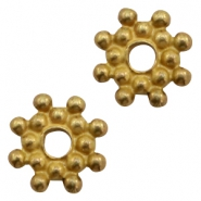 Beads TQ Deco spacer Bali ring 13mm Antique Bronze (Nickel Free)