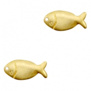 Charms TQ metal fish Gold (Nickel Free)