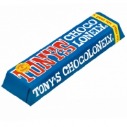 Tony's Chocolonely chocolate bar dark 70% 50 grams