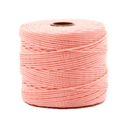Nylon S-Lon cord 0.6mm Candy Pink