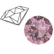 Swarovski Elements 1088-SS 29 chaton ( 6.2mm) Crystal Antique Pink