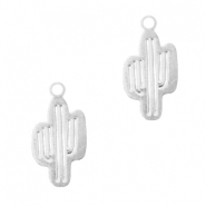 Bohemian charms cactus Silver