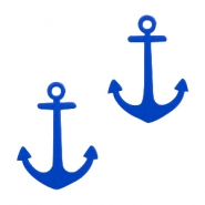 Bohemian charms Anchor Blue