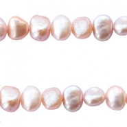 Freshwater pearls nugget 5-6mm Light Pink