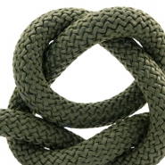 Maritime cord 10mm Khaki green