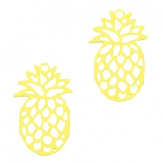 Bohemian charms pineapple Blazing yellow