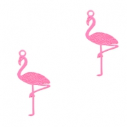 Bohemian charms flamingo Pink
