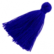 Tassels basic 3cm Royal Blue