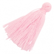 Tassels basic 3cm Light Pink