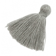 Tassels basic 2cm Dark Grey