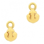 DQ European metal charms anchor Gold (nickel free)