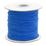 Coloured elastic cord 0.8mm Princess Blue