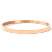 Stainless steel bracelets Rose Gold