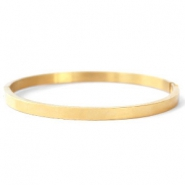 Stainless steel bracelets Gold