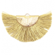 Tassels charm Gold-Yellow Gold