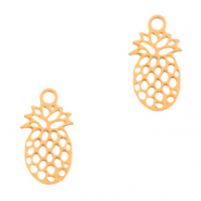 Bohemian charms pineapple Rose Gold (nickel free)