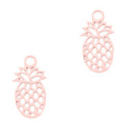 Bohemian charms pineapple Light Pink (nickel free)