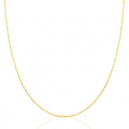 Stainless steel necklaces Mix&Match Gold