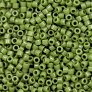 Miyuki beads delica's 11/0 Duracoat Opaque Dyed Moss Green DB-2357