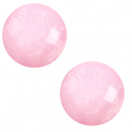 20 mm classic Polaris Elements cabochon pearl shine Quarzo Pink