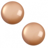20 mm classic Polaris Elements cabochon soft tone Mandora Brown