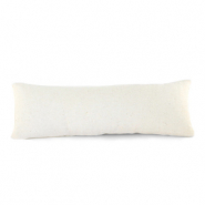 Jewellery display cushion linen Off White