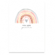 "Jewellery cards ""You are special"" White"