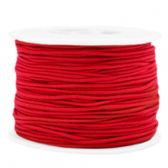 Coloured elastic cord 1.5mm Red