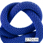 Maritime cord 10mm (270cm) Princess Blue