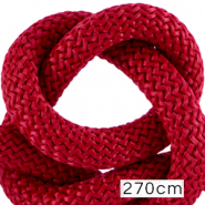 Maritime cord 10mm (270cm) Bordeaux Red