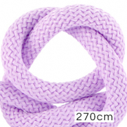 Maritime cord 10mm (270cm) Lilac Purple