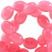 Glass beads Oval glass beads