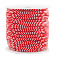 Maritime cord 2mm Red
