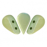 Amos par Puca® Opaque Light Green Ceramic Look 03000/14457