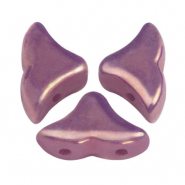 Hélios par Puca® Opaque Mix Amethyst/Gold Ceramic look 03000/15726