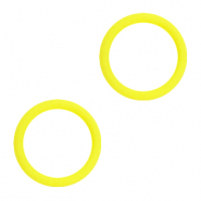 Rubber ends Yellow