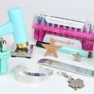 NEW Make personalised jewellery with ImpressArt