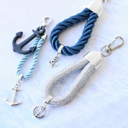 Inspirational Sets Maritime keychains and bracelets