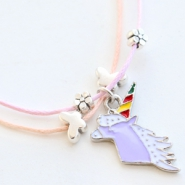 Inspirational Sets Kids jewellery with unicorns