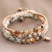 NEW Magically beautiful natural stone beads