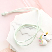 Inspirational Sets Kids jewellery with resin unicorn pendants!