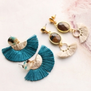Inspirational Sets Trendy fringe earrings with new tassels