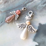 Inspirational Sets True winter earrings with our new Polaris Elements beads