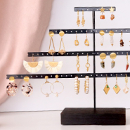NEW New displays + earring findings