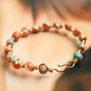 Inspirational Sets Inspiration! Jewellery with natural stone beads and Artistic Wire
