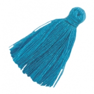 Small tassels Blue