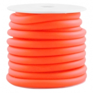 DQ rubber thread 5mm Neon orange