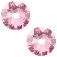 Swarovski Elements 2088-SS34 flatback Xirius Rose Light rose