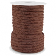 5mm Dreamz cord Chocolate brown