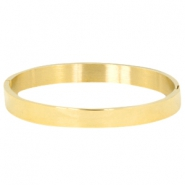 Stainless steel bracelet Gold